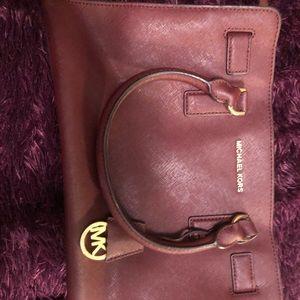 Gently used Michael Kors bag.